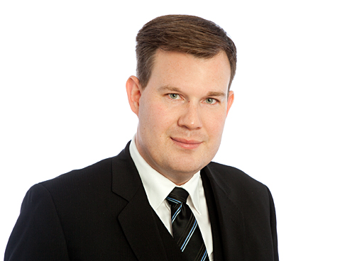 Advokat Ole Marius Hillestad hos Osloadvokatene
